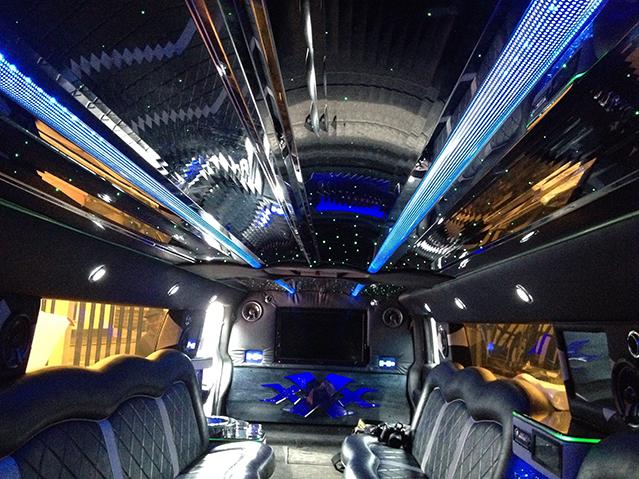 16-seater-White-Hummer-interior-shots