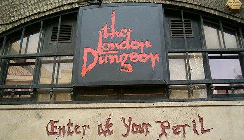 london-dungeons